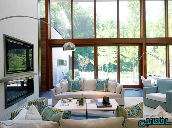 تازه ترین ایده های طراحی خانه ای زیبا