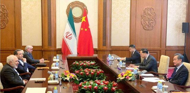 وزیر خارجه چین: تمام طرف های برجام، جهت درست را در پیش گیرند