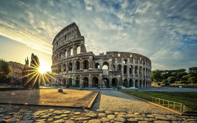 روش های نگهداری آثار باستانی در ایتالیا چگونه است؟