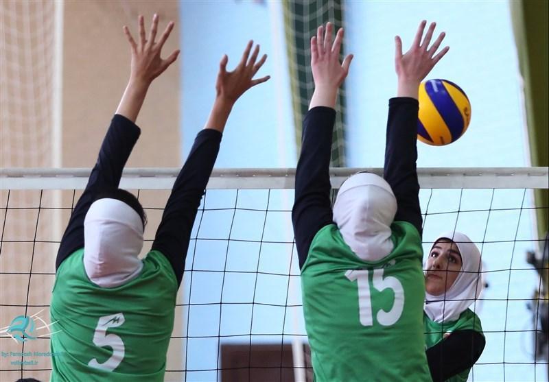 شکست دختران نوجوان ایران مقابل چین تایپه