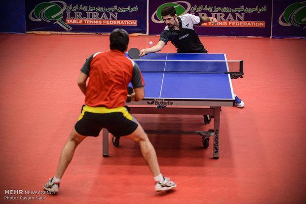 اعزام دو دسته بازیکن به مسابقات تنیس روی میز پروتور اتریش