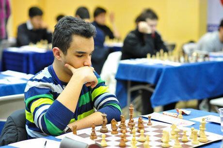 نایب قهرمانی طباطبایی در قهرمانی شطرنج آسیا