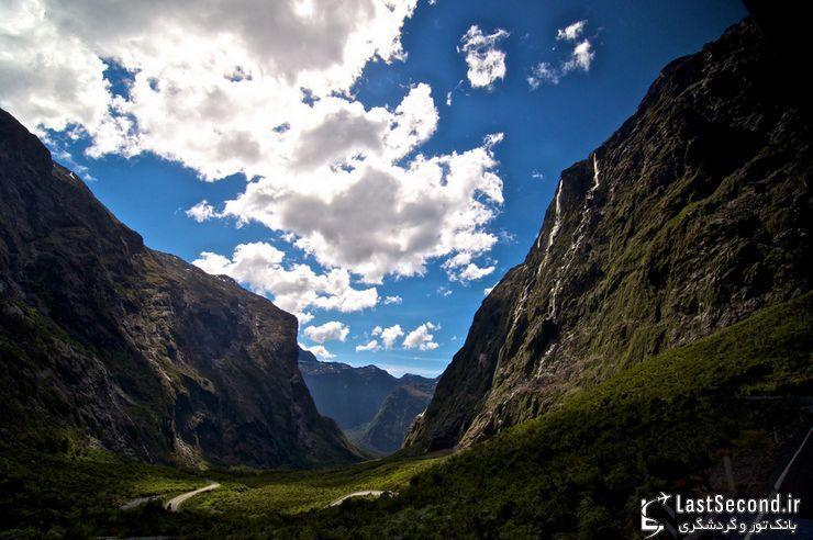 جاده چالوس، چهارمین جاده زیبای دنیا