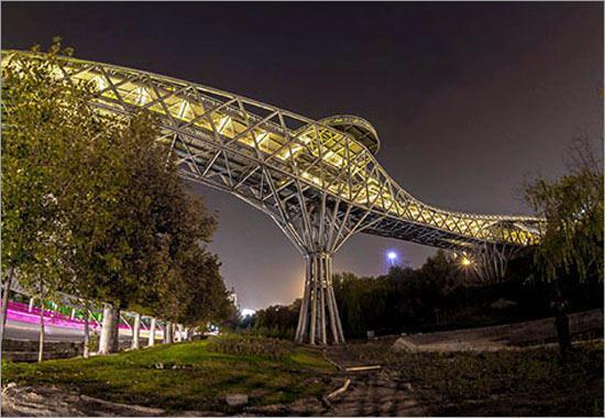 پل طبیعت، نمادی جدید برای پایتخت