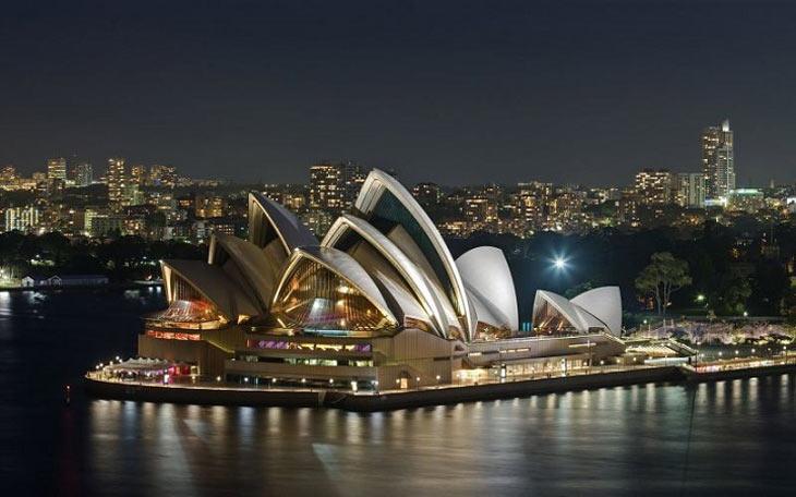 سیدنی، آسمان آبی و شهری زیبا - Sydney