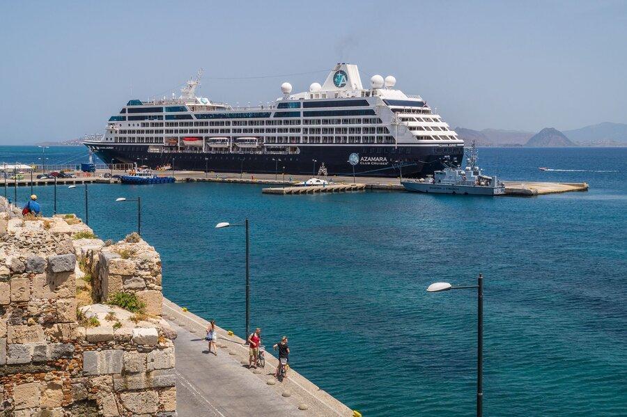 کوش آداسی ترکیه؛ رده ششم دنیا در جذب و ورود کشتی های تفریحی کروز