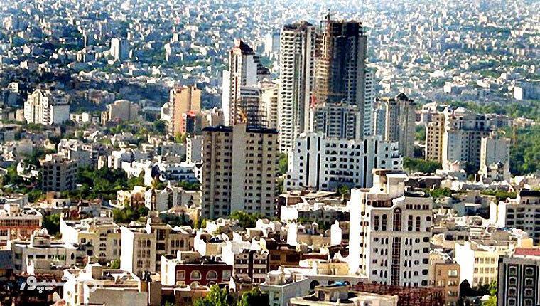 قیمت یک متر آپارتمان در تهران ، مسکن نسبت به سال گذشته 44.3 درصد گران شد