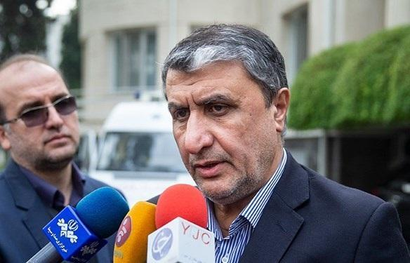 اسلامی: جعبه سیاه هواپیمای اوکراینی در ایران خوانده می گردد