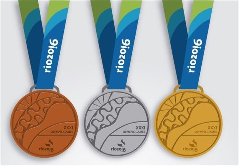 جدول توزیع مدال ها، پیشتازی چین و خودنمایی سایر آسیایی ها