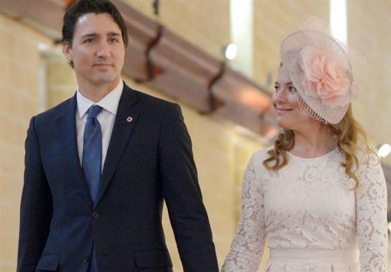 همسر نخست وزیر کانادا کرونا گرفت؛ ترودو قرنطینه شد