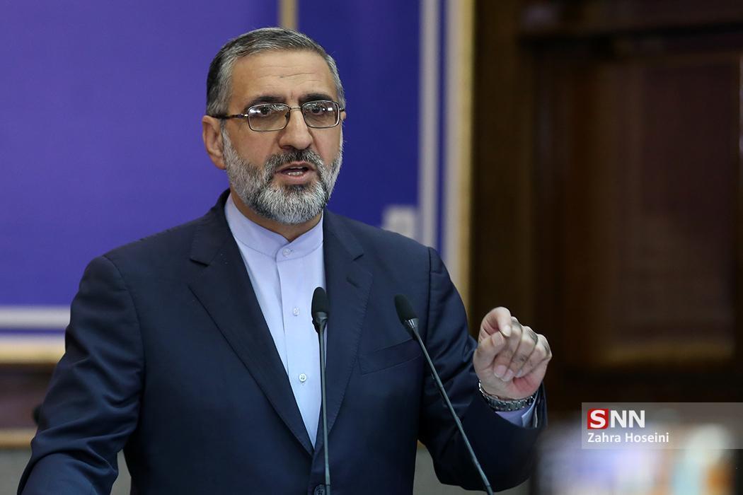 نشست خبری سخنگوی قوه قضائیه این هفته برگزار نمی گردد