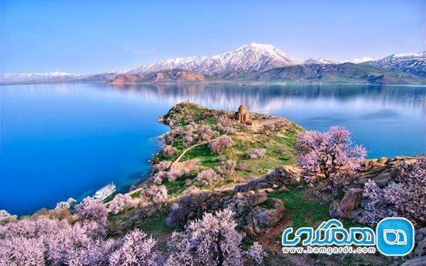 دریاچه سوان؛ زیبایی حیرت انگیز در ارمنستان