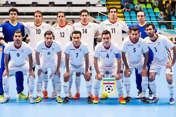 لغو ملاقات تدارکاتی تیم ملی فوتسال ایران و آرژانتین