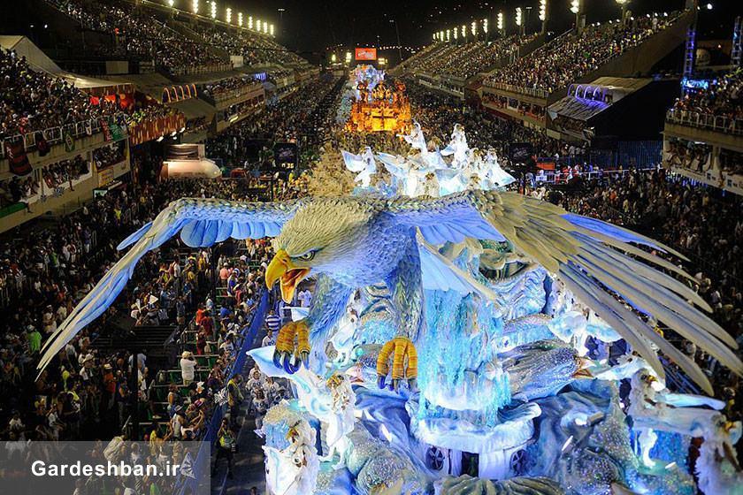 از جشنواره های دیدنی برزیل بیشتر بدانید