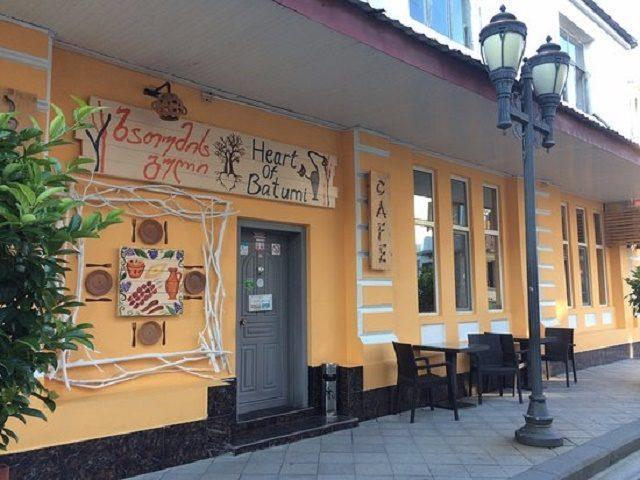 بهترین رستوران ها در باتومی