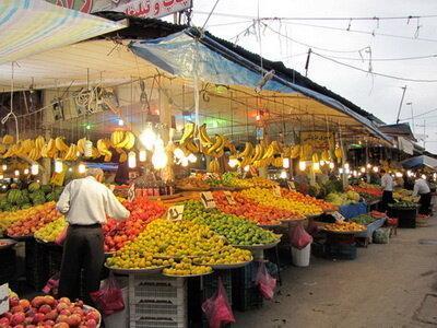 راه اندازی 5 بازارچه محلی میوه و تره بار در اهواز