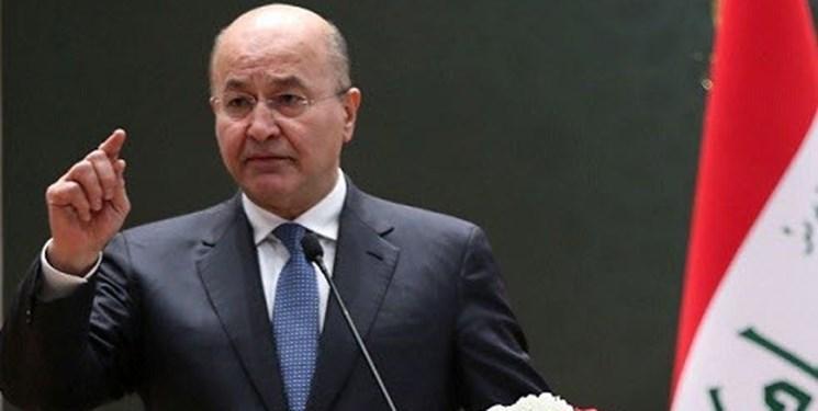 ریاست جمهوری عراق حملات هوایی آمریکا را محکوم کرد