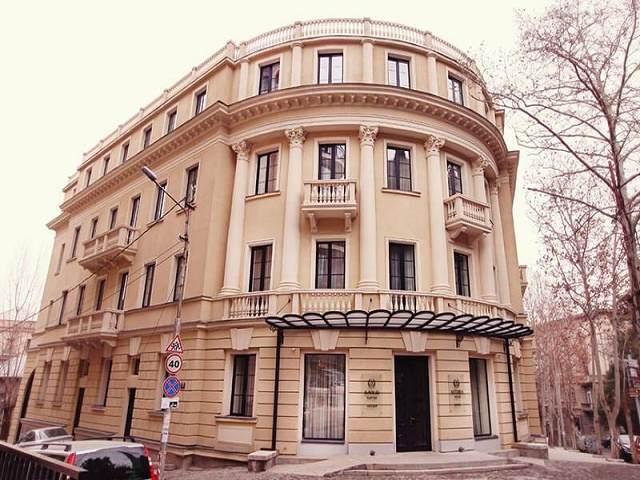 هتل آستوریا تفلیس و عکس و رزرو