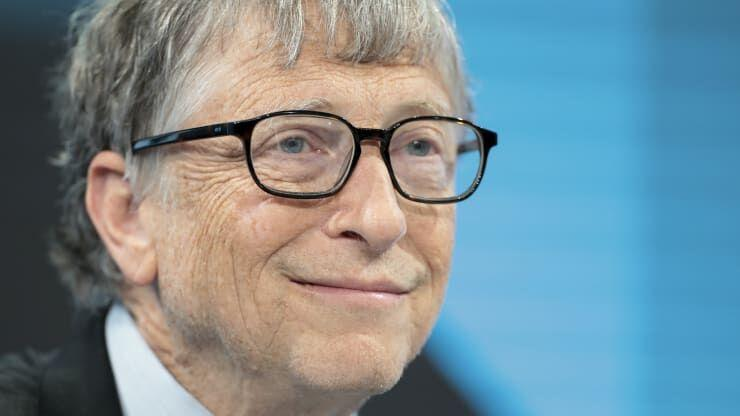 خبرنگاران بیل گیتس از هیأت مدیره مایکروسافت استعفا کرد