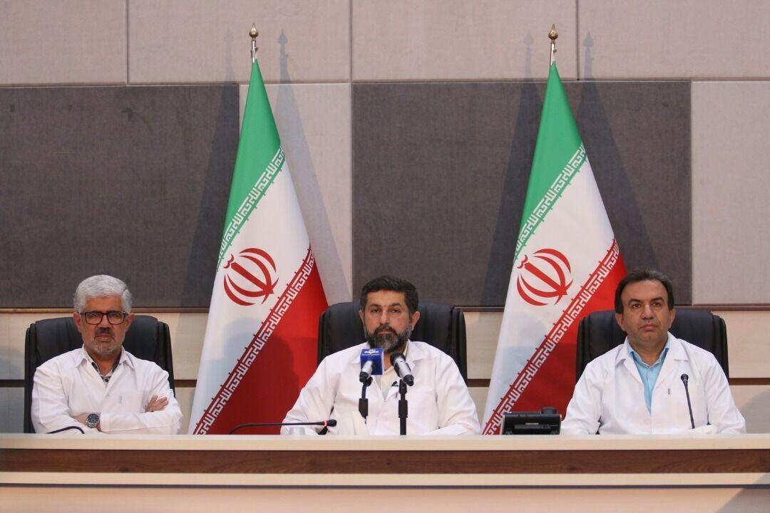 خبرنگاران استاندار خوزستان: برای سلامت مردم مجبور به اخذ تصمیمات سخت هستم