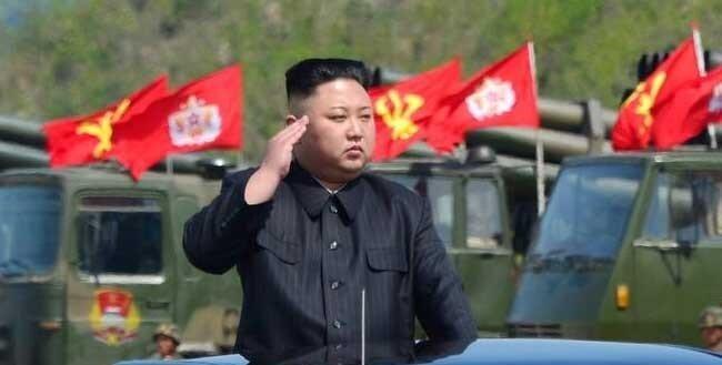 کره شمالی دو موشک به سمت دریای ژاپن شلیک کرد
