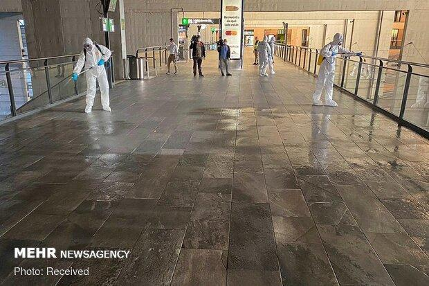 فوتی های ناشی از کرونا در اسپانیا به هزار و 720 نفر افزایش یافت