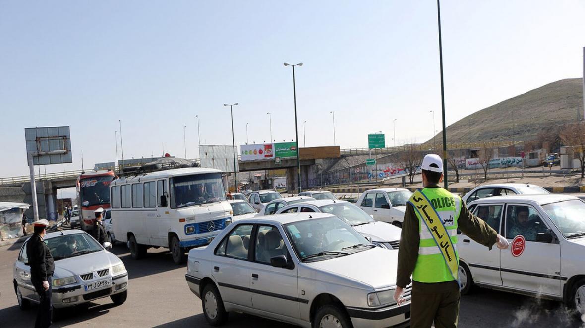 ممنوعیت تمام سفر های برون شهری در روز های 12 و 13 فروردین ماه