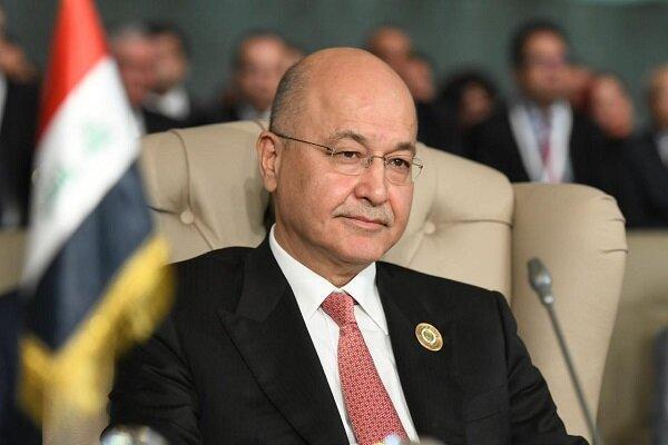 گفتگوی تلفنی ولیعهد ابوظبی با رئیس جمهور عراق پیرامون شیوع کرونا
