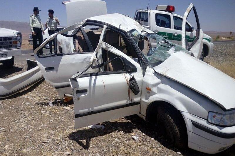 خبرنگاران تصادف جاده دیواندره چهار کشته برجای گذاشت