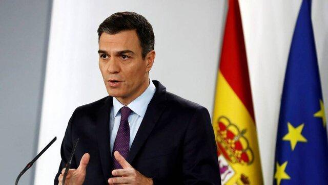نخست وزیر اسپانیا برای تمدید قرنطینه شعری از گلستان سعدی خواند