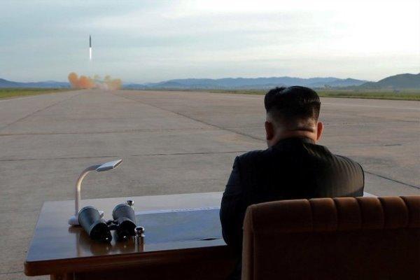 آمریکا: آزمایش موشکی کره شمالی تهدیدآمیز نبود