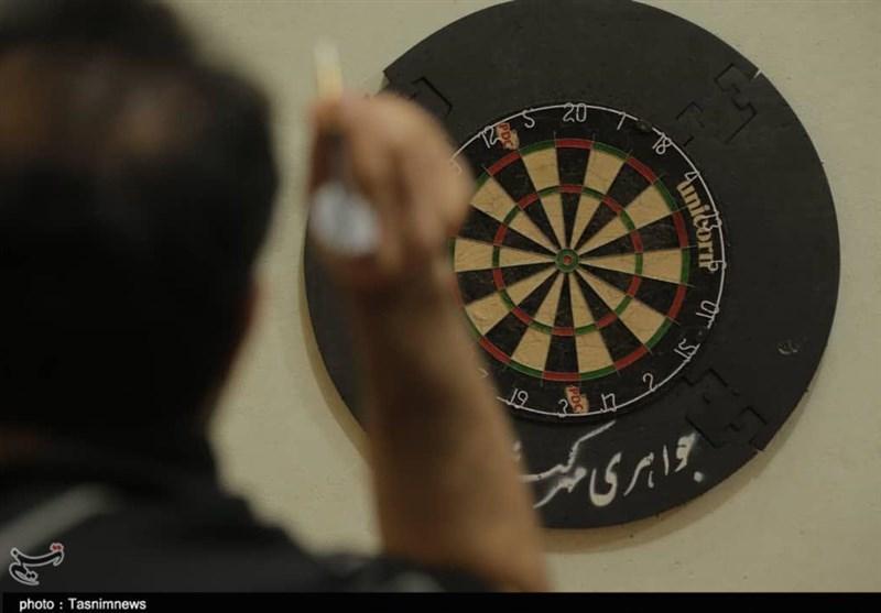 نایب قهرمان دارت دنیا، قهرمان مسابقات آنلاین ایران شد