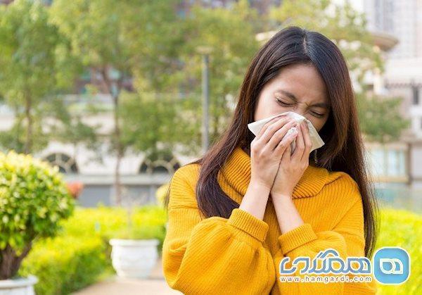 مبتلایان به حساسیت های فصلی بدنشان برای ابتلا به کروناویروس مستعدترند؟