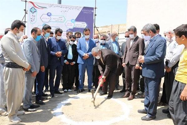 ساخت 374 واحد مسکونی در کامیاران شروع شد