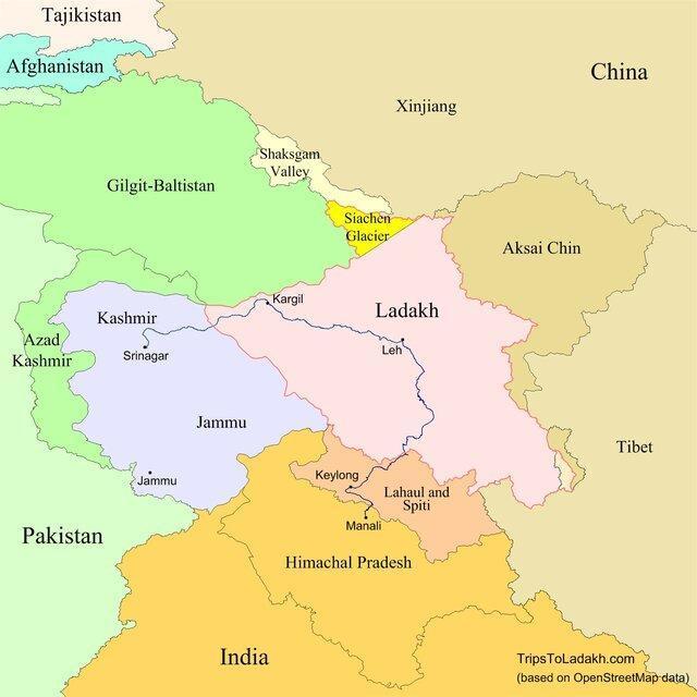 ابراز همدردی آمریکا با هند بابت کشته شدن سربازانش در مرز با چین
