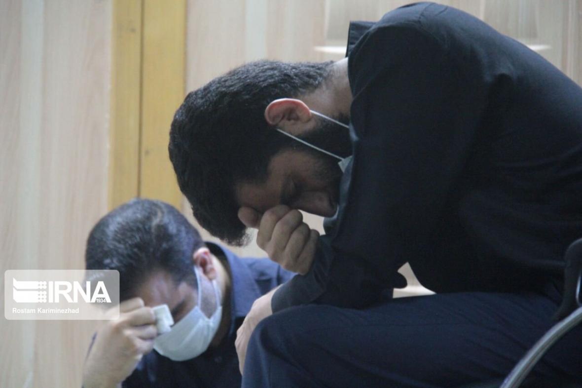 خبرنگاران یادواره 43 شهید مبارزه با مواد مخدر در یزد شروع شد