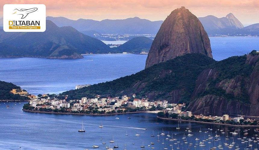 سفری به ریودوژانیرو در برزیل