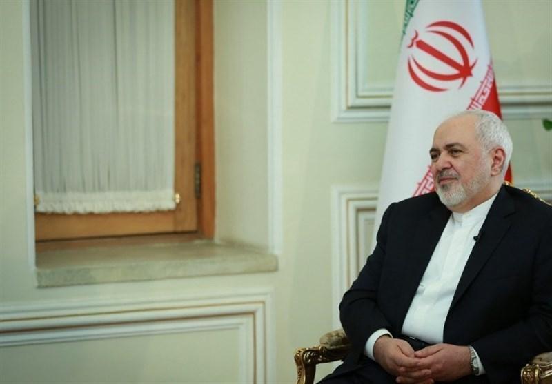 ظریف در بدو ورود به ترکیه : روابط ایران و ترکیه روابط تنگاتنگی است