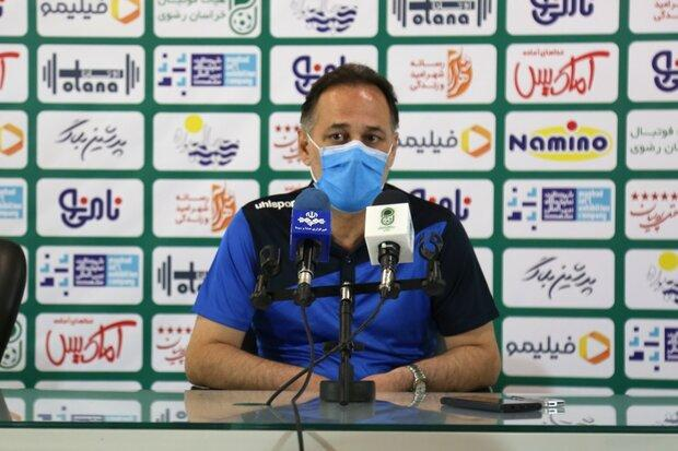 سپاهان را شکست بدهیم قهرمان جام حذفی می شویم