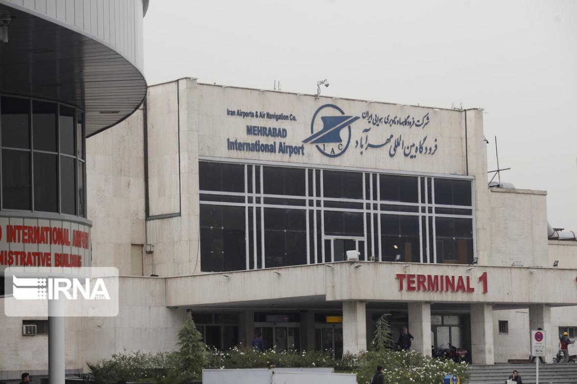 خبرنگاران روابط عمومی فرودگاه مهرآباد: انفجاری در مهرآباد رخ نداده است
