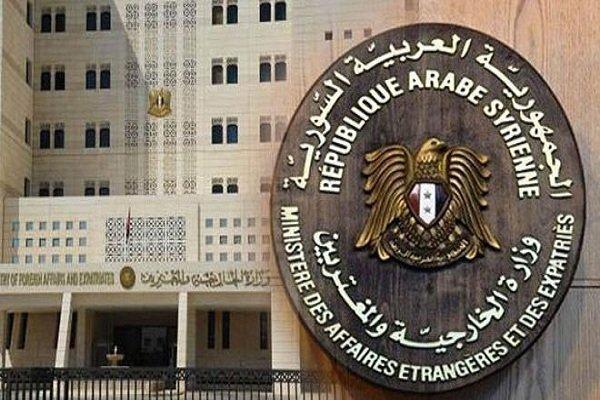 موضع دمشق درباره جنگ ارمنستان و جمهوری آذربایجان