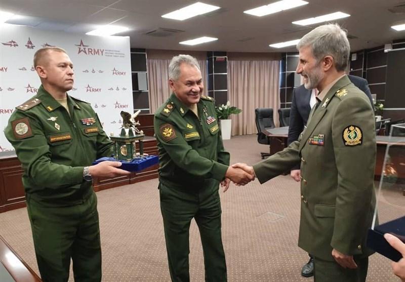 شایگو: ایران شریک راهبردی روسیه است، امیر حاتمی: روسیه نقش مهمی در منطقه و دنیا دارد