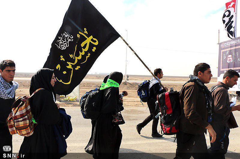 دانشجویان دانشگاه فردوسی مشهد در مسابقه دل نوشته ای به امام حسین (ع) شرکت می نمایند