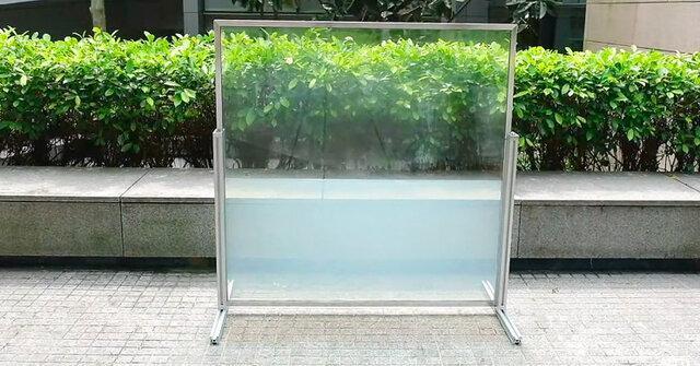 سنگاپور پنجره هوشمند مایع ساخت
