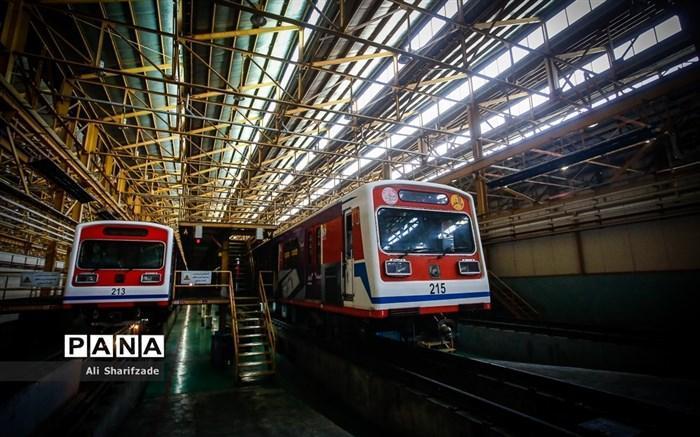 سطح داخلی سازی واگن های مترو به 85 درصد می رسد