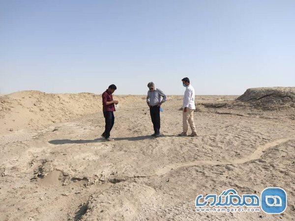 تغییر راستا انتقال گاز برای حفظ آثار باستانی