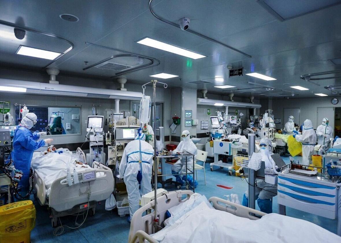 خبرنگاران 260 مدافع سلامت تربت حیدریه به کرونا مبتلا شدند