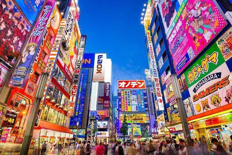 جاذبه های ژاپن، ترکیبی شگفت انگیز از سنت و مدرنیته