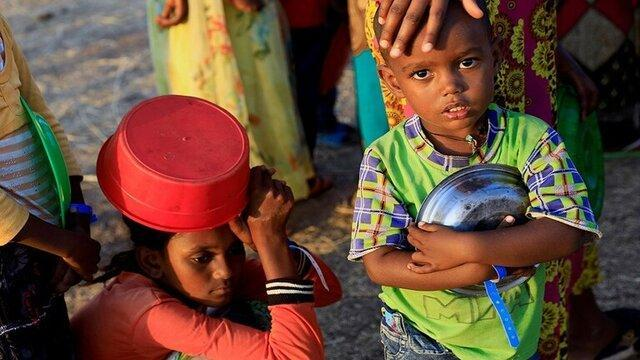 سازمان ملل درباره گرسنگی 100 هزار آواره در تیگرای هشدا داد