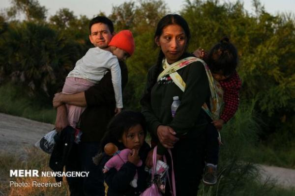 درخواست مکزیک از آمریکا در خصوص تغییر سیاست های مهاجرتی